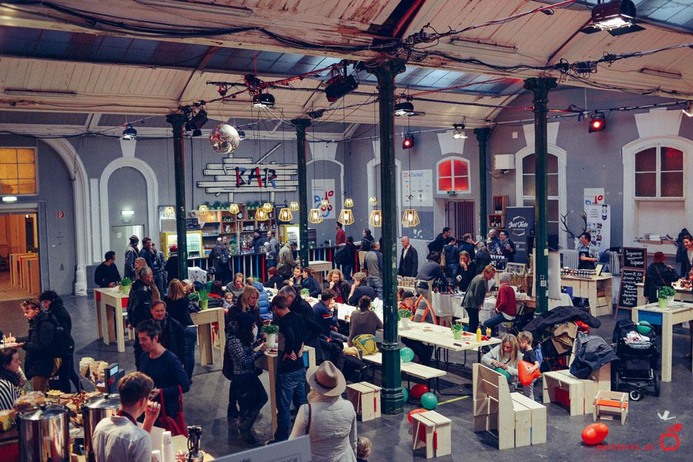 Markterei Olivenölverkostung Wien