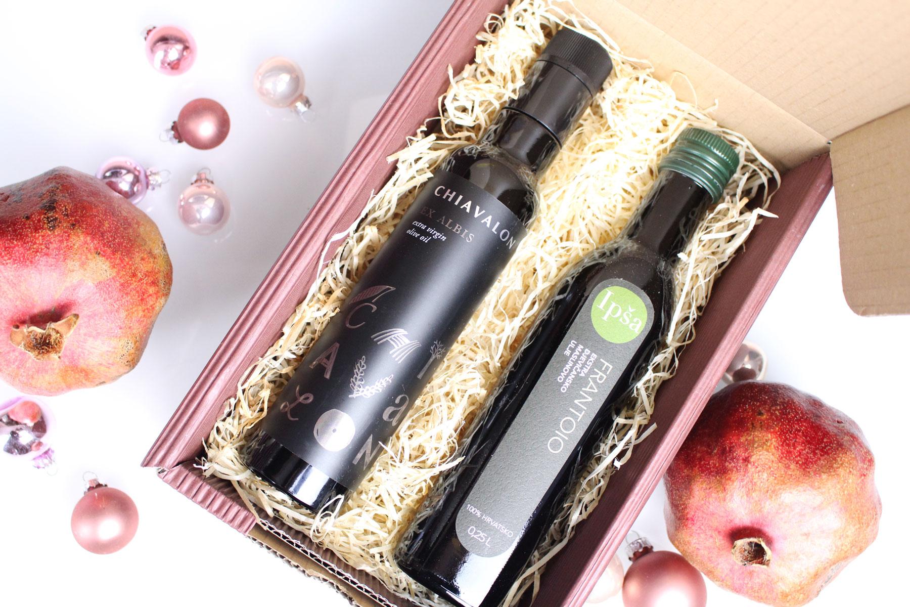 olivenöl genusspaket weihnachten