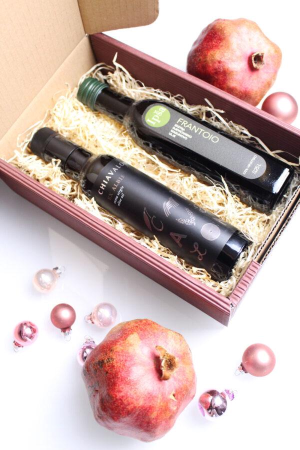 olivenöl genusspaket istrien